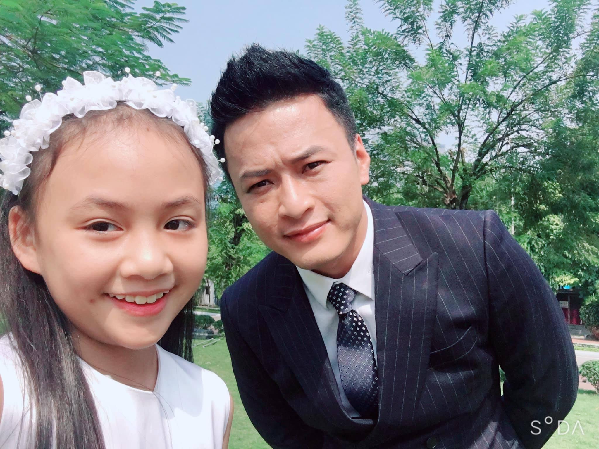 """11 tuổi đã góp mặt trong các phim Việt """"hot hit"""", cô bé này khiến ai gặp  cũng yêu"""