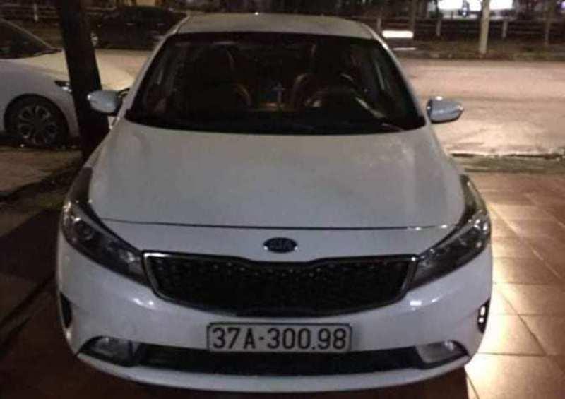 Nghệ An: Liều lĩnh trộm xe ô tô trong đêm đầu năm mới