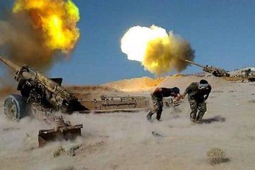 Tình hình Syria: Quân đội Thổ Nhĩ Kỳ dính thương vong ngay đầu năm