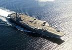 Mỹ tiết lộ lý do rút tàu sân bay khỏi Trung Đông
