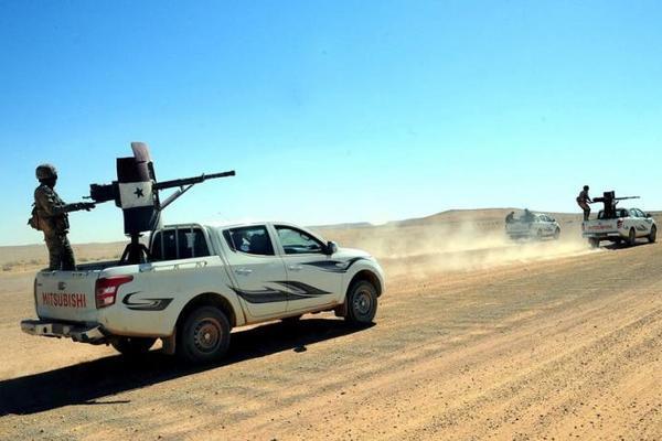 Tình hình Syria: Quân đội Syria hứng thương vong lớn liên tiếp