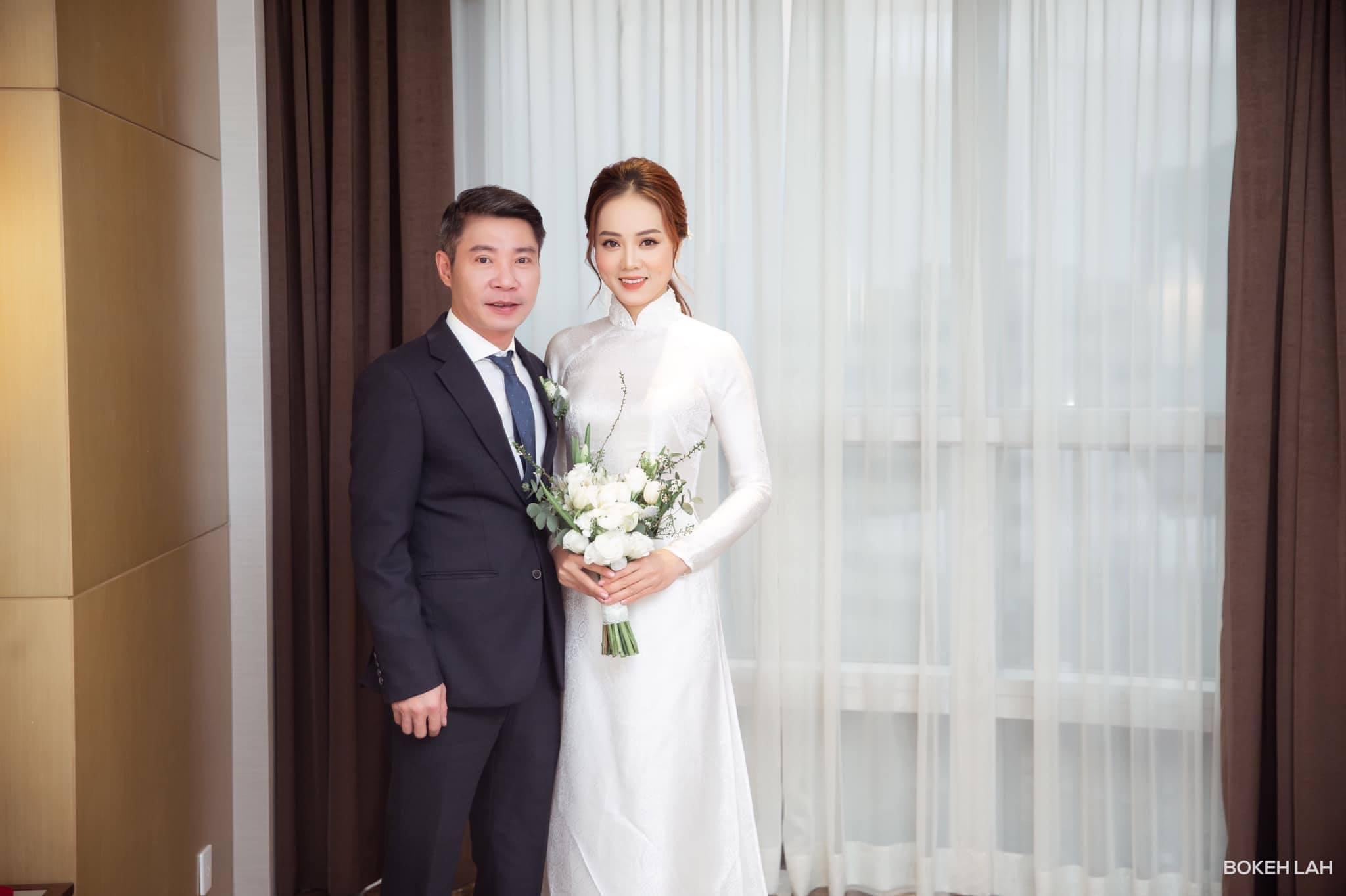 Ngọc Hà chia sẻ cảm xúc sau đám cưới với NSND Công Lý