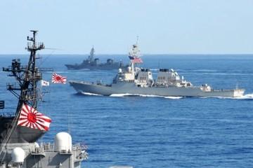 Mỹ - Nhật diễn tập đánh chiếm đảo ở biển Hoa Đông