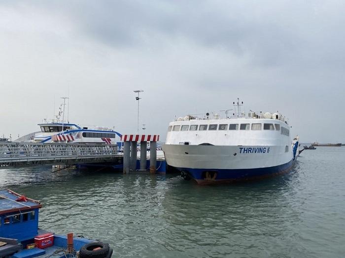 'Chuyên cơ tàu biển' Cần Giờ Vũng Tàu vừa được vận hành có giá vé bao nhiêu?