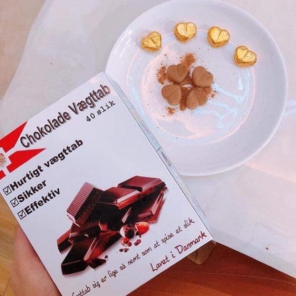 'Sốt' kẹo giảm cân, nỗi lo chứa chất cấm