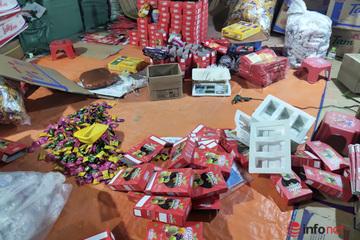 """Phù phép hơn 3 tấn bánh kẹo đã """"hết đát"""" thành hàng mới tuồn ra thị trường"""