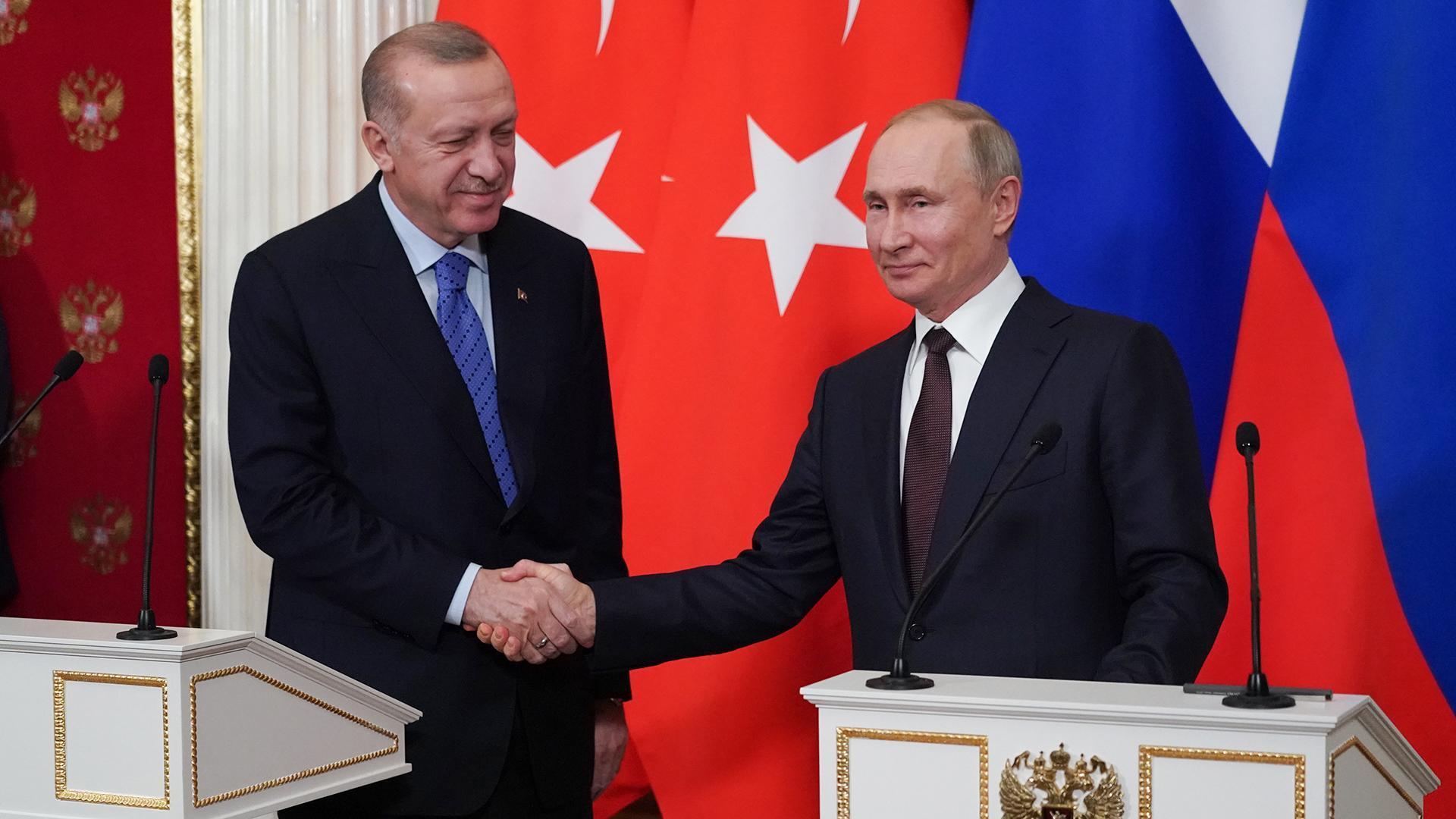 Chính sách đối ngoại của Nga - Thổ có thể xảy ra xung đột mới?