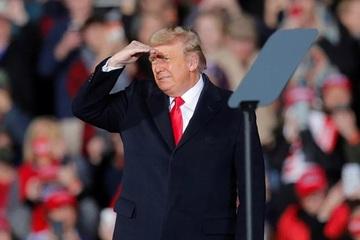 Ông Trump quyết 'không buông tha' kết quả bầu cử Tổng thống Mỹ
