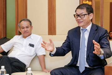Tỷ phú Trần Bá Dương sắp thay bầu Đức giữ ghế Chủ tịch HAGL Agrico