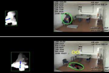 Phát triển thành công công nghệ cảnh báo người ngã qua camera