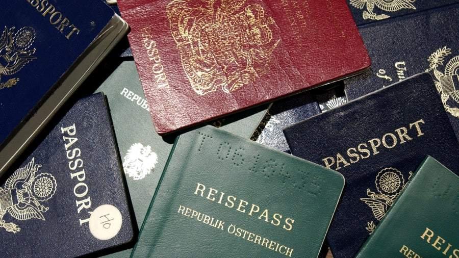 Những cuốn hộ chiếu quyền lực nhất thế giới năm 2021