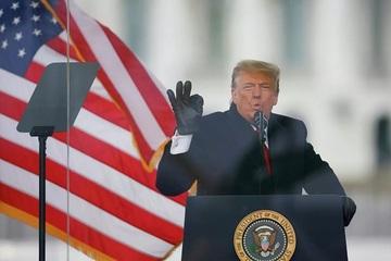 Ông Trump đứng trước nguy cơ bị luận tội về vụ bạo loạn ở Washington