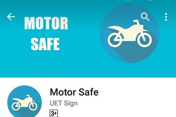 Sinh viên thiết kế phần mềm cảnh báo người tham gia giao thông