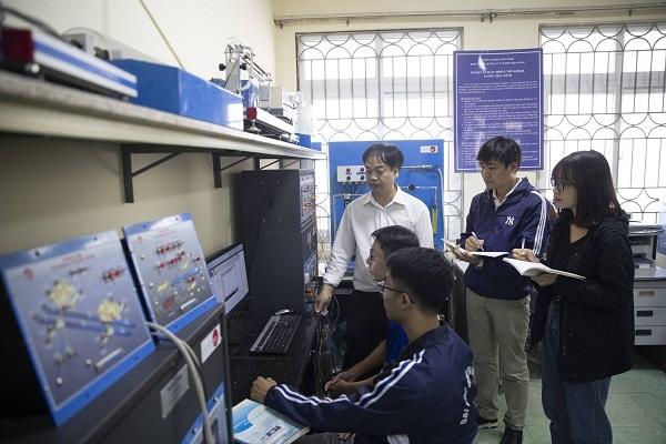 Nhà khoa học Việt chế tạo hệ thống chuyển đổi năng lượng gió (thiết bị CART)