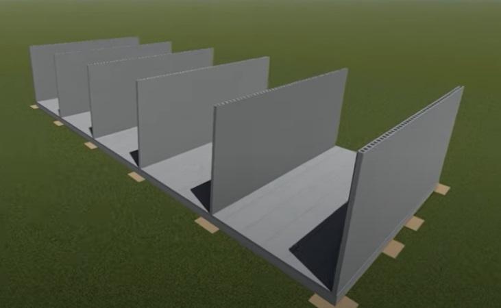 Ứng dụng công nghệ cao để sản xuất cấu kiện tiền chế tiên tiến phục vụ các lĩnh vực xây dựng