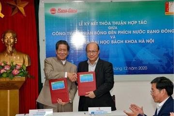 Bóng đèn Phích nước Rạng Đông phối hợp cùng ĐH Bách khoa Hà Nội trong nghiên cứu khoa học