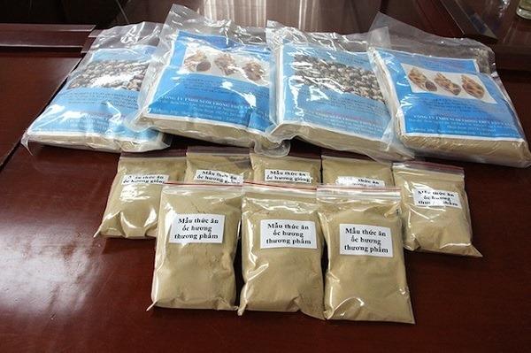 """Lần đầu có công nghệ sản xuất thức ăn công nghiệp cho ốc hương """"made in Việt Nam"""""""