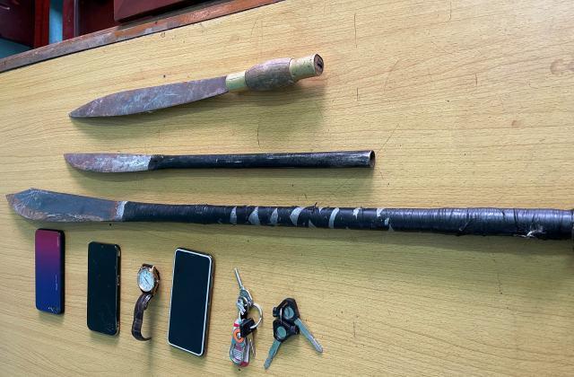 Bắt ổ nhóm 10X gây ra 14 vụ cướp tài sản ở Thanh Hóa