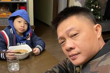 Quang Minh chúc mừng sinh nhật con trai đậm chất BTV truyền hình được yêu thích