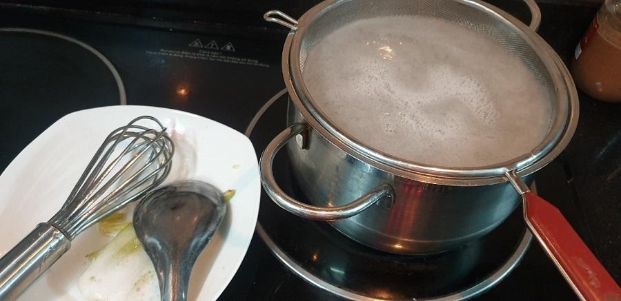 Cách làm bánh chưng cốm thạch 2