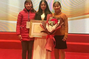 Câu chuyện đặc biệt về nữ sinh Phú Thọ đoạtgiải Olympic quốc tế2020
