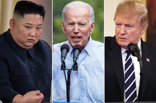 Ông Kim Jong-un cho rằng chính sách của Mỹ với Triều Tiên dưới thời Tổng thống Joe Biden sẽ không thay đổi