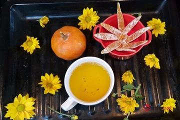 Cách làm mứt vỏ cam thơm ngọt, ngừa viêm họng ngày giá rét
