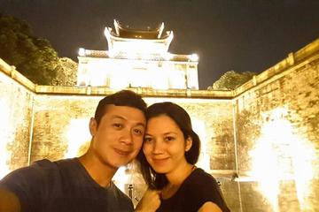 Tổ ấm hạnh phúc của MC Anh Tuấn cùng vợ kém 14 tuổi