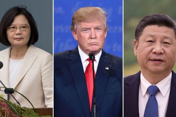Chính quyền của ông Trump lại 'chọc giận' Trung Quốc