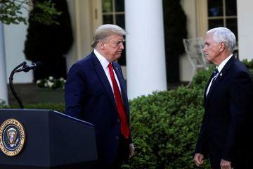 Thực hư Phó Tổng thống Mỹ bị ông Trump 'ghẻ lạnh'?