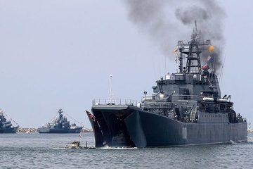 Tình hình Syria: Loạt tàu chiến Nga tới Syria; Thổ Nhĩ Kỳ bị 'cảnh cáo'