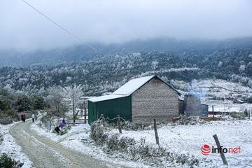 Vùng núi cao Tây Bắc vẫn rét hại dưới 0 độ C, khả năng xảy ra mưa tuyết