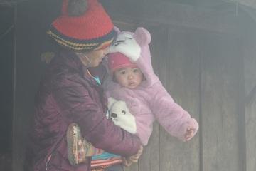 Không khí lạnh suy yếu, vùng núi cao Bắc Bộ vẫn rét hại dưới 0 độ C