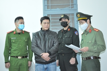 Khởi tố nam tiếp viên Vietnam Airlines, bắt giam 2 tài xế chở người Trung Quốc nhập cảnh trái phép