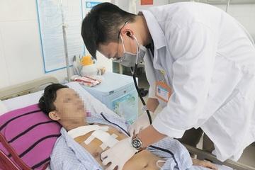 Bệnh viện bật báo động đỏ lúc nửa đêm cứu sống bệnh nhân huyết áp bằng 0