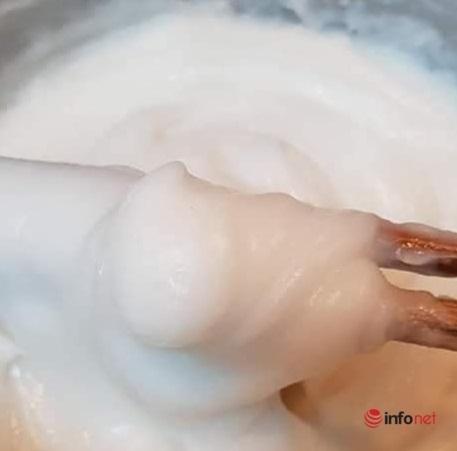cách làm bánh tẻ bằng bột gạo khô 2