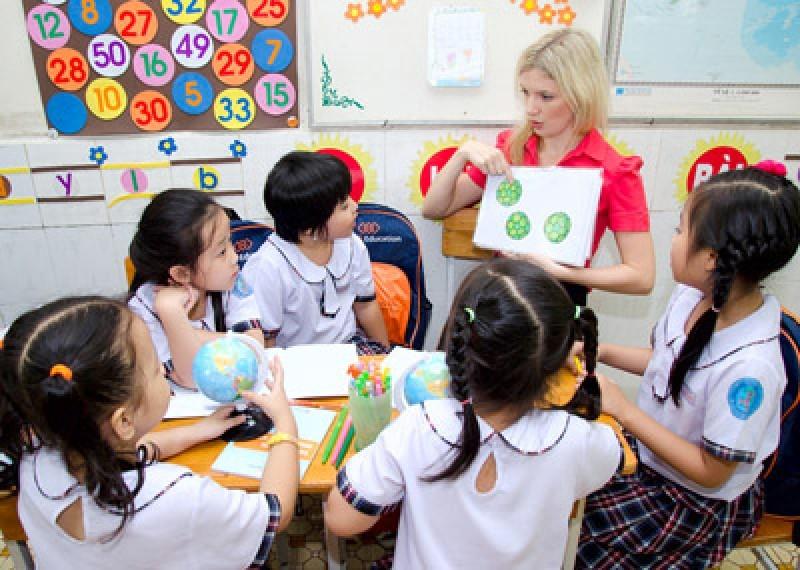 giáo viên tiếng anh,thiếu giáo viên,chương trình giáo dục phổ thông mới