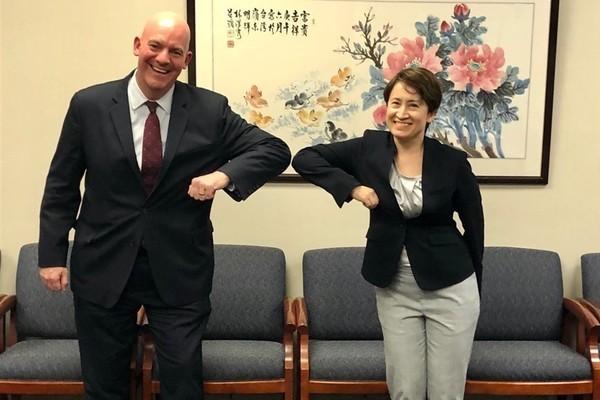 Trung Quốc phản đối, quan chức Mỹ vẫn liên tiếp gặp đại diện Đài Loan