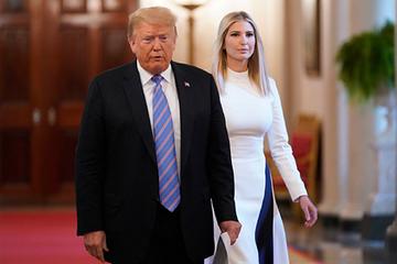Ivanka tranh cãi với ông Trump về kế hoạch tham dự lễ nhậm chức?