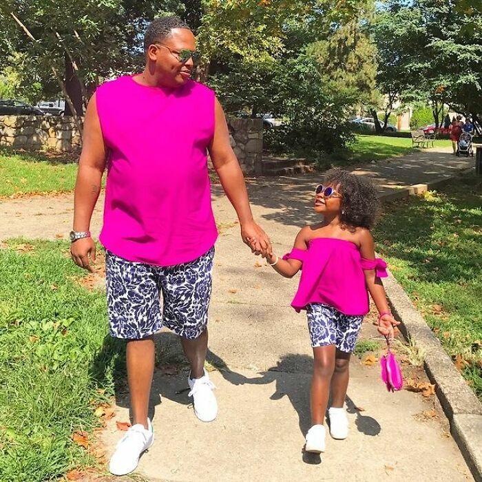 bố và con gái 8