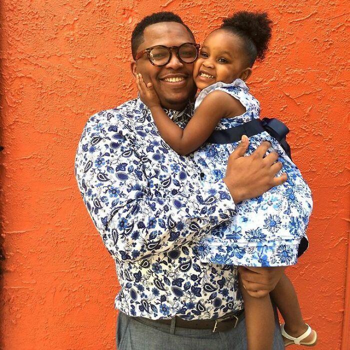 bố và con gái 6
