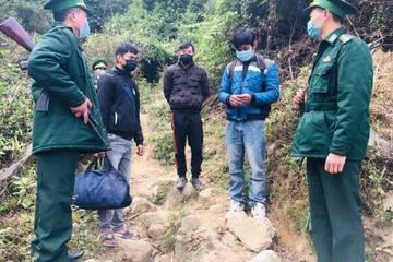 Thanh Hóa: Phát hiện 3 công dân vượt biên trái phép nhằm trốn cách ly
