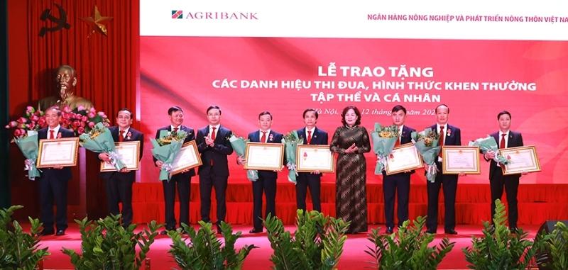 Agribank triển khai nhiệm vụ kinh doanh năm 2021