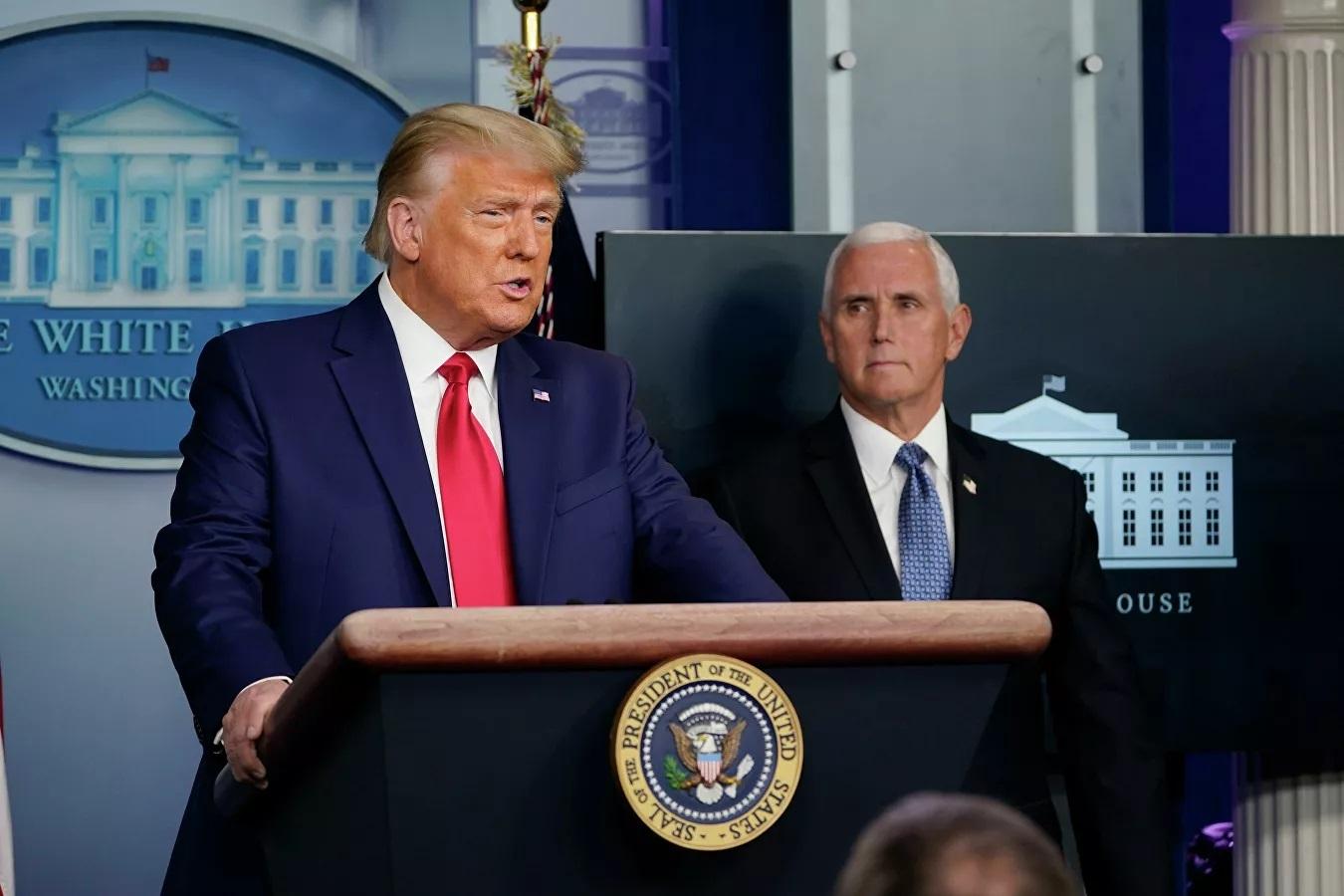 Phó Tổng thống Pence lên tiếng phản đối việc phế truất ông Trump