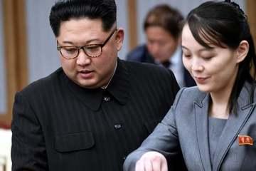 Em gái ông Kim Jong-un tái xuất, đập tan tin đồn mất chức