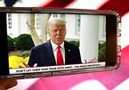 Vì sao YouTube khóa tài khoản của ông Trump trong 7 ngày?