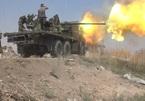 Tình hình Syria: Quân đội Syria dùng vũ khí mới nhận từ Nga