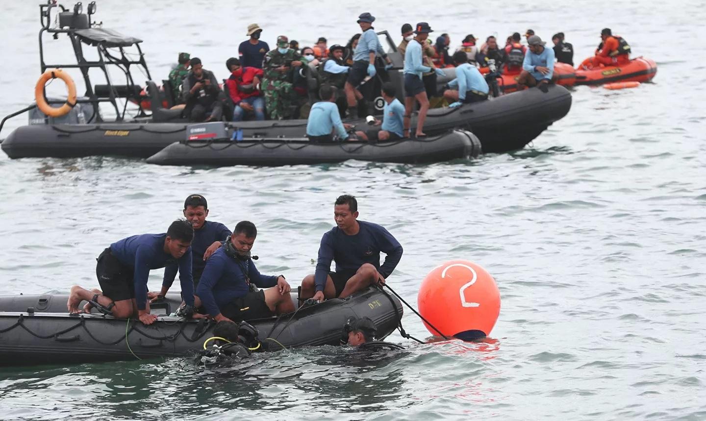 Hé lộ thời gian công bố báo cáo sơ bộ về vụ tai nạn máy bay Indonesia