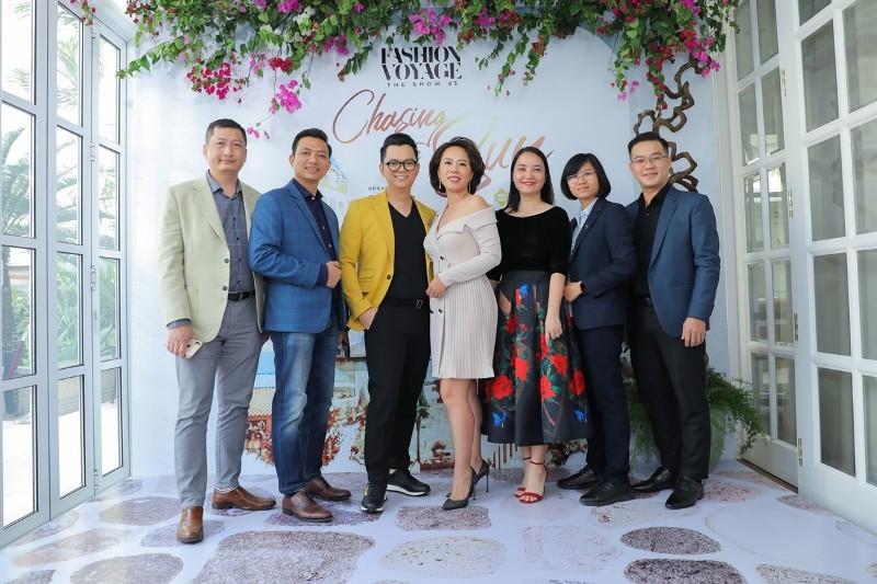Sun Group,show Fashion Voyage #3,Nam Phú Quốc