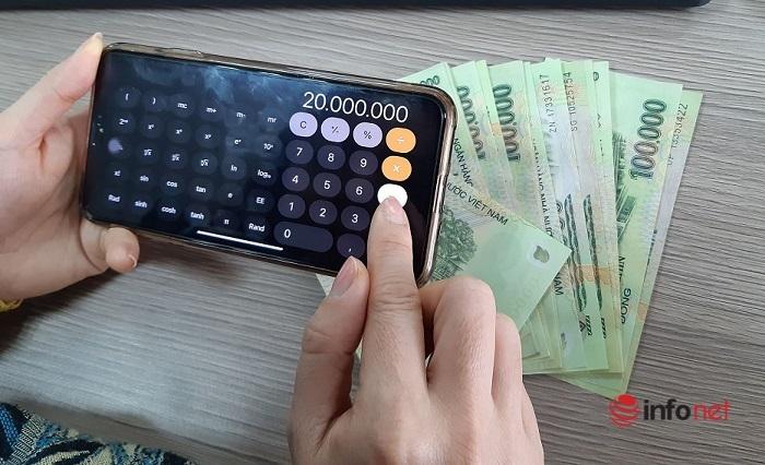 Thuế thu nhập cá nhân năm 2021 mới nhất